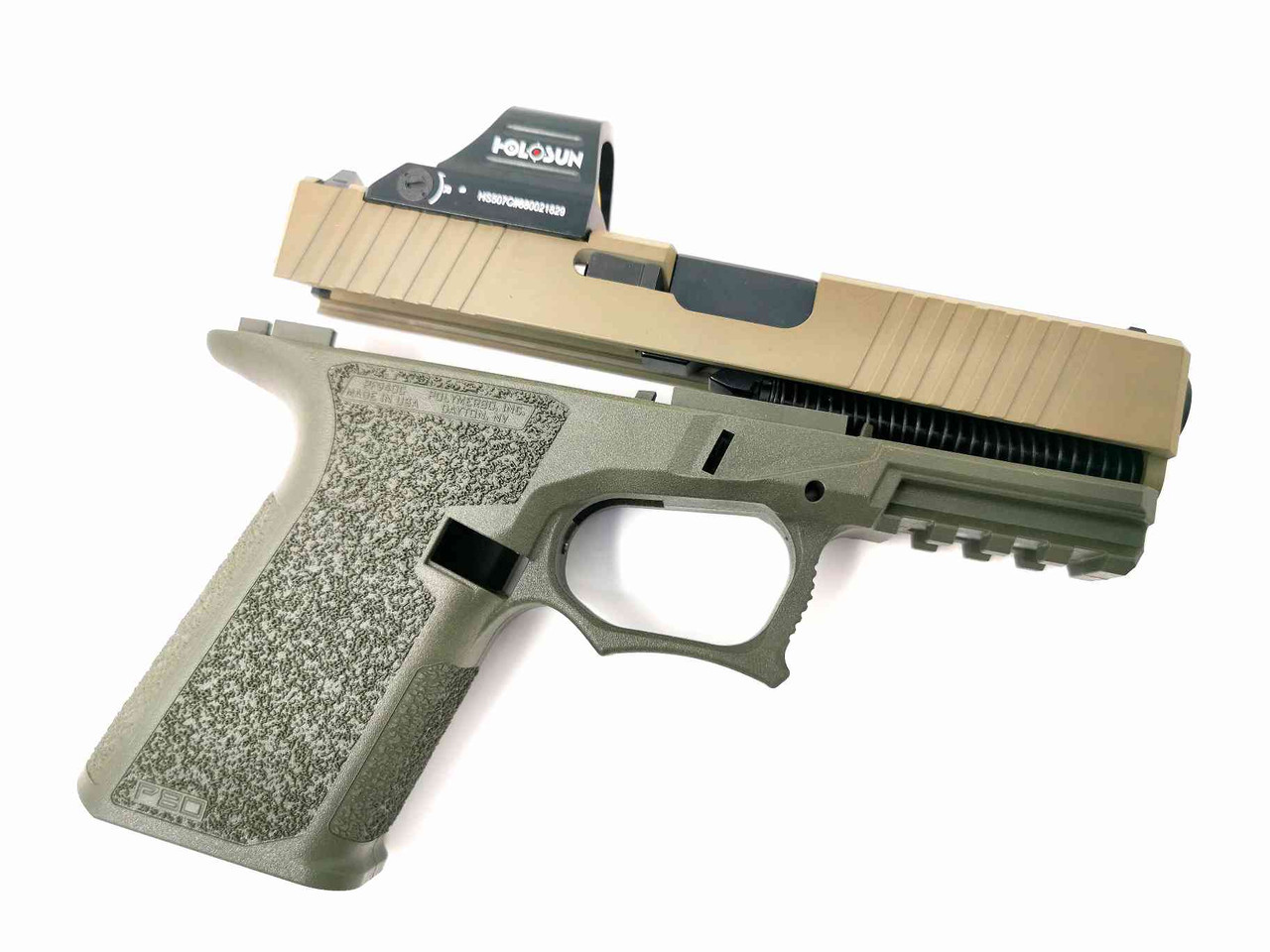 PF940c Full Build Kit - RMR - FDE
