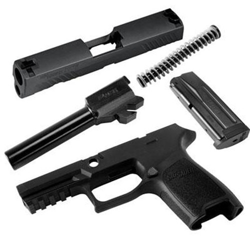Full Build Kit - Sig Sauer P320 Caliber X Change Kit - Compact