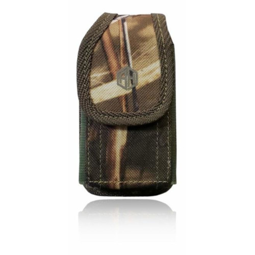 Large Premium Camo Military Grade Flip Phone Pouch Most Flip phone & Insulin Pumps