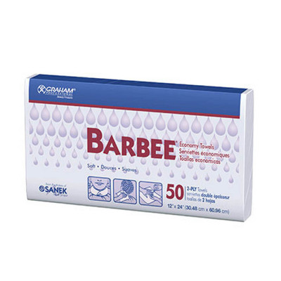 Barbee Economy Towels