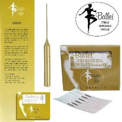 Ballet - Gold Probes     K Shank
