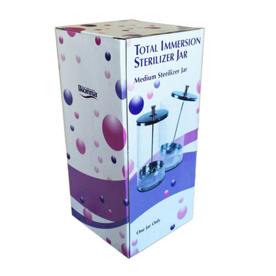 Total Immersion Sterilizer Jar