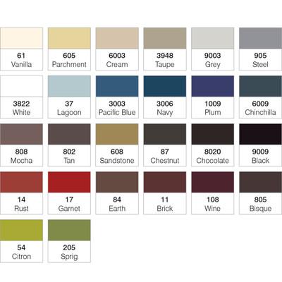 Porsche Quality Soft Touch Leatherette Colors