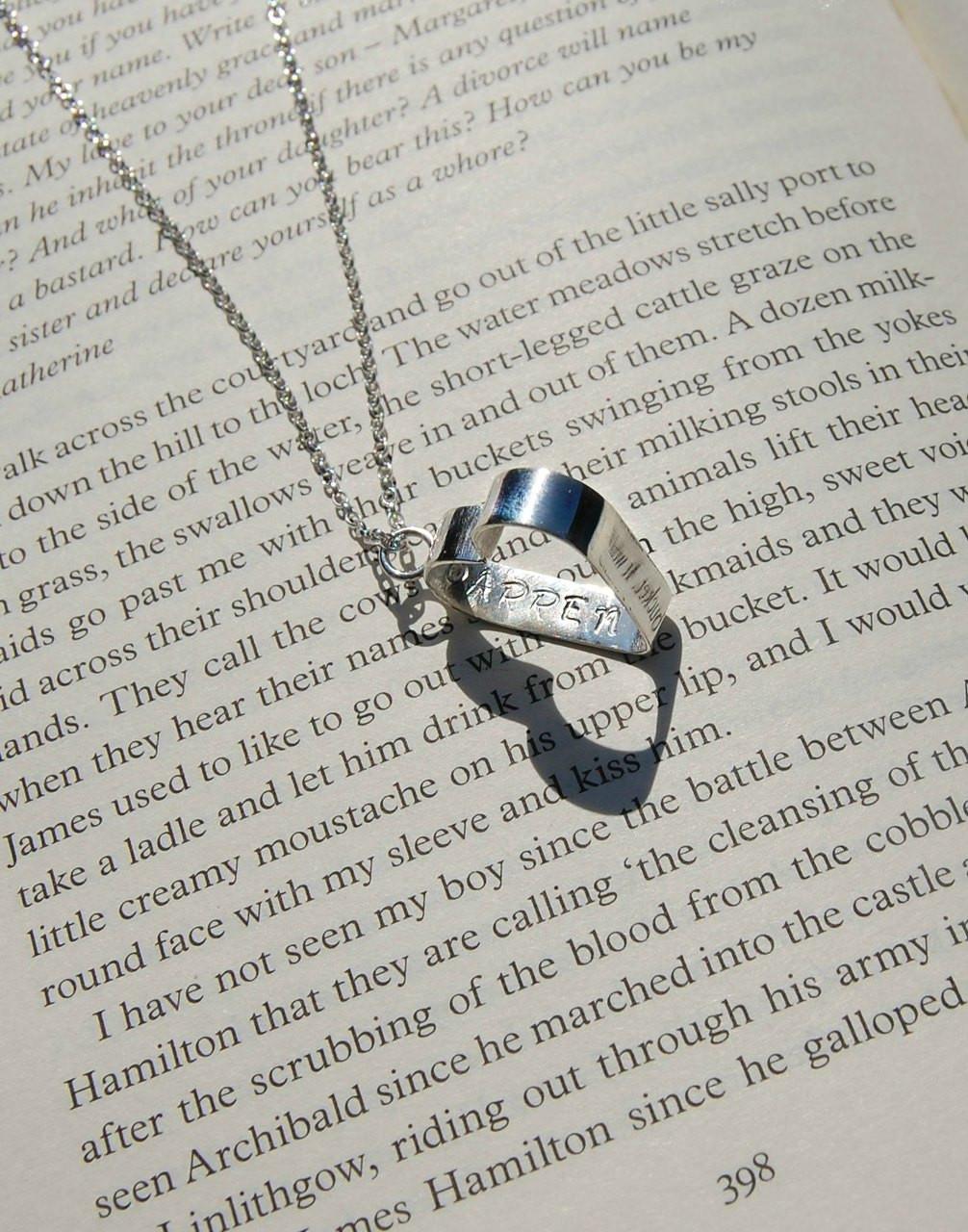 e7603d0eb24ec Personalised Secret Heart Necklace