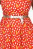 Laura Dress Cheetahs - LUCKY LAST ONE LEFT - XL