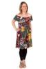 Kirbee Dress Flower Ladies