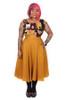 Every Body Valentina Skirt Midi Saffron. - LUCKY LAST SIZE LEFT - XL