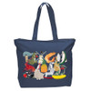Big Aussie Road Trip Tote Navy.