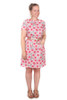 Every Body Penelope Dress Gum Flower
