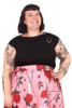 Every Body Rizzo Top Blk