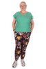 Every Day Peta Pants Flower Ladies.