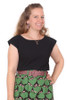 Every Body Shelley Top Black