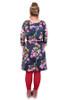 EB Penelope Dress Autumn Forever Flowers