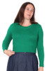 Every Body Clover Jumper Emerald