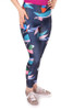 Every Body Active Lane Leggings Party Gum
