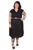 Every Body Trixie Dress Linen Spot