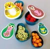Omm Design - Animal Nesting Lunch Boxes