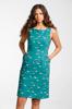 Pocket Dress Flamingo
