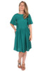 Every Body Evelyn Dress Emerald Ring