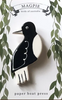 PBP Magpie Brooch