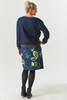 Heidi Skirt Short Fifty Blue