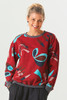 Sweatshirt Fifty Red