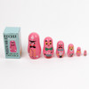 Omm Design - Pocket Circus Nesting Dolls
