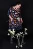 Sweeney Dress Flannel Flowers