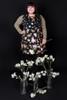 Queenie Dress Flannel Flowers
