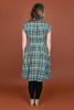 Saski Dress Wintertide Plaid