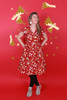 Saski Dress Pass the Pasta