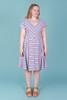 Ripley Reversible Dress SeaSide Stripe