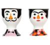 Omm Design - Frida And Salvador Egg Cup Set