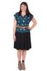Rizzo Skirt Black Pinspot