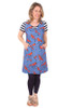 Priya Pinafore Cardinals - LUCKY LAST SIZE LEFT - LARGE