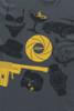 Men's Coal Tee - James Bond - LUCKY LAST SIZE LEFT - SMALL