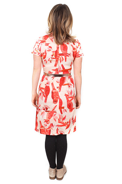 Nell Dress Laugh Kookaburra