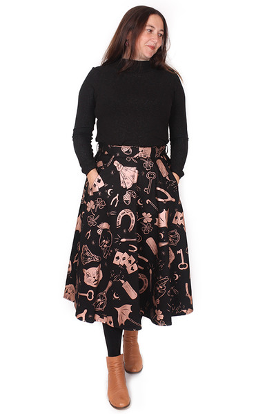 Every Body Valentina Skirt Lucky 13