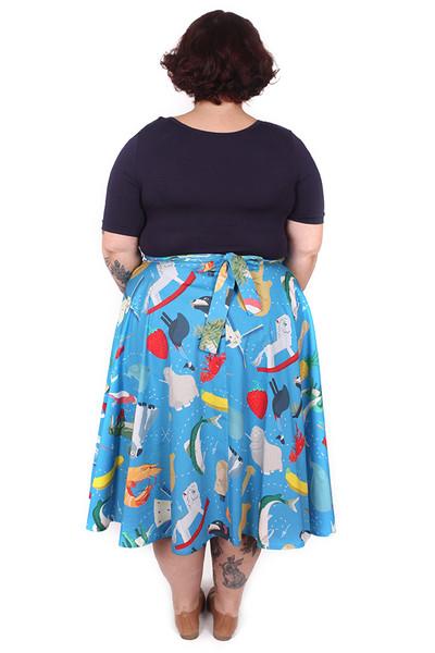 Every Body Valentina Skirt Big Aussie Rd Trip