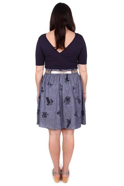 Patsy Skirt Bushwalk.
