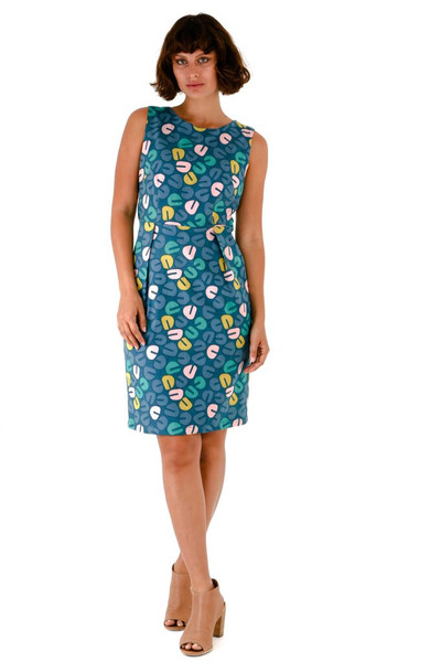 Frock Me Out Pocket Dress Lily Pad - LUCKY LAST ONE LEFT - 16