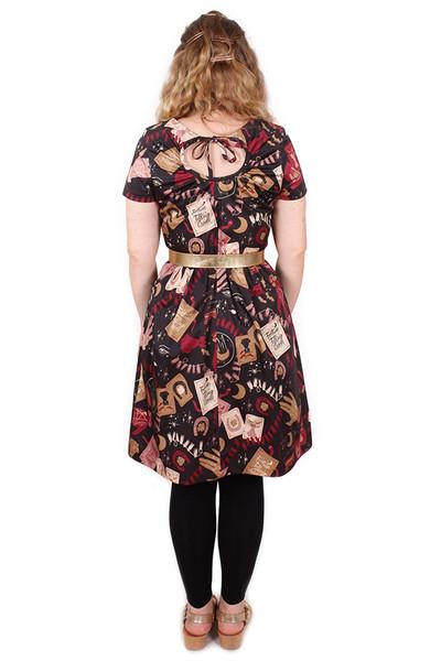 Hayley Dress Fortune Telling.