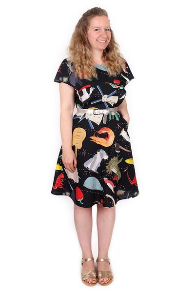 Stevie Dress Big Aussie Rd Trip