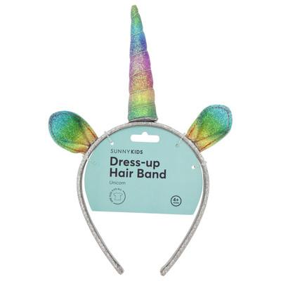 Hair Band Unicorn Rainbow