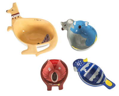 Fauna Measuring Cups Set of 4.