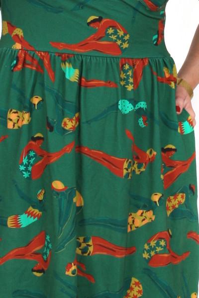 Every Body Winnie Dress Diving Ladies