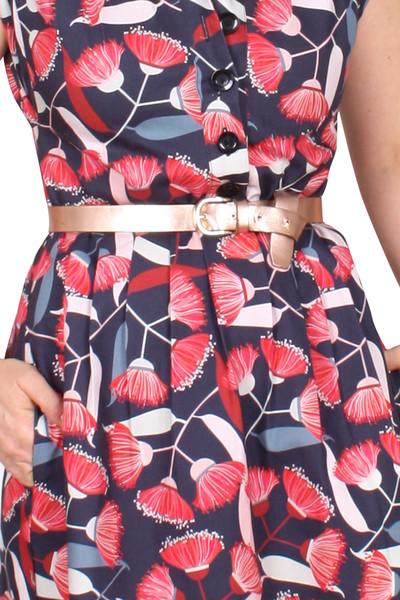 Every Body Trixie Dress Gum Flower.