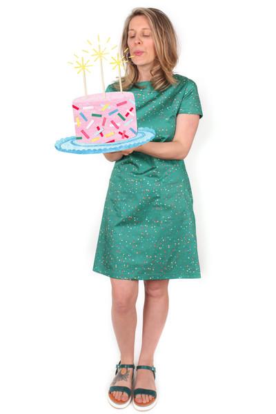 Every Body Penelope Dress Confetti