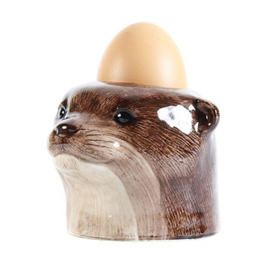 Otter Face Egg Cup.