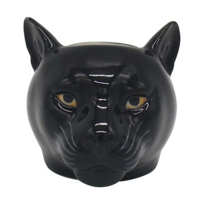 Panther Face Egg Cup.